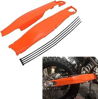 Motorcycle Swingarm Guard Swing Arm Protector For KTM EXC125 EXC200 EXC300 EXC-F250 EXC-F350 EXC-F400 EXC-F450 EXC-F500 2012-2019 Dirt Bike Orange