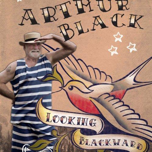 Looking Blackwards audiobook cover art