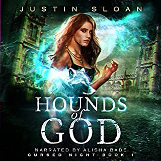 Hounds of God audiobook cover art