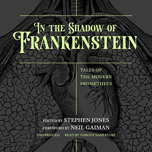 In the Shadow of Frankenstein audiobook cover art