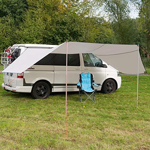 Reimo Tent Technology Mauritisu Sun Canopy L 5.1 x 3 m 5/8 mm Piping Hydrostatic Head 2000 mm