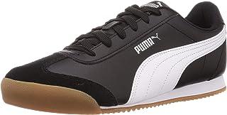 PUMA Puma Turino Puma Black-Puma White-Gum Moda Ayakkabılar Erkek