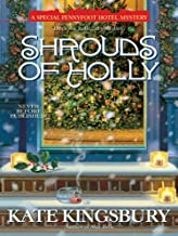 Shrouds of Holly (Pennyfoot Hotel Mystery Book 15)