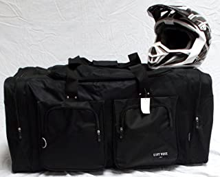 Large 35-inch Gear Bag for Motocross Enduro Snowmobile Paintball