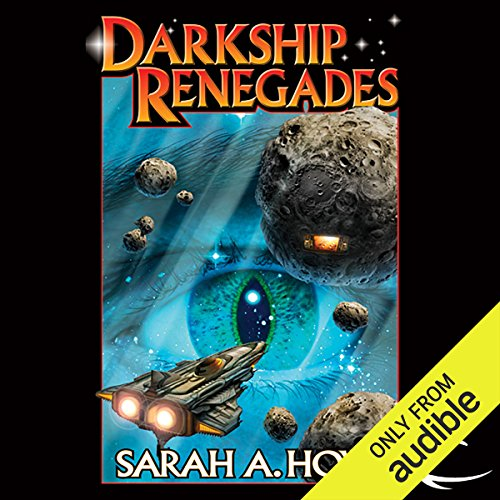 Darkship Renegades audiobook cover art