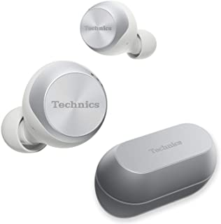 Technics True Wireless Earbuds with Industry Leading Noise Cancelling | Bluetooth Earbuds | Dual Hybrid Technology, Hi-Fi ...
