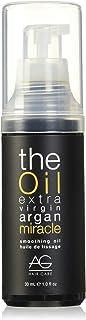 AG Hair extra virgin Argan Miracle Oil , 0.34 Fl oz