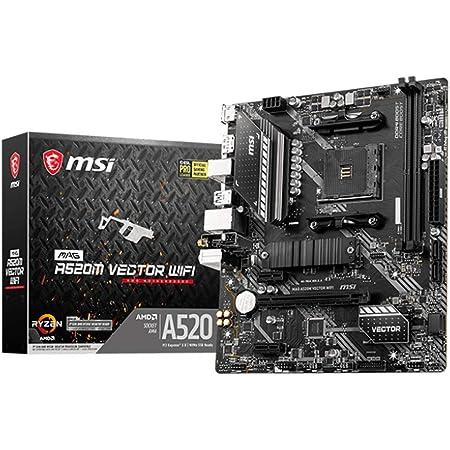 Mb Msi Mag A520m Vector Wifi Computer Zubehör