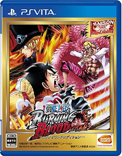 One Piece: Burning Blood - Anison Sound Edition [PSVita][Importación Japonesa]