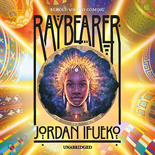 Raybearer cover art
