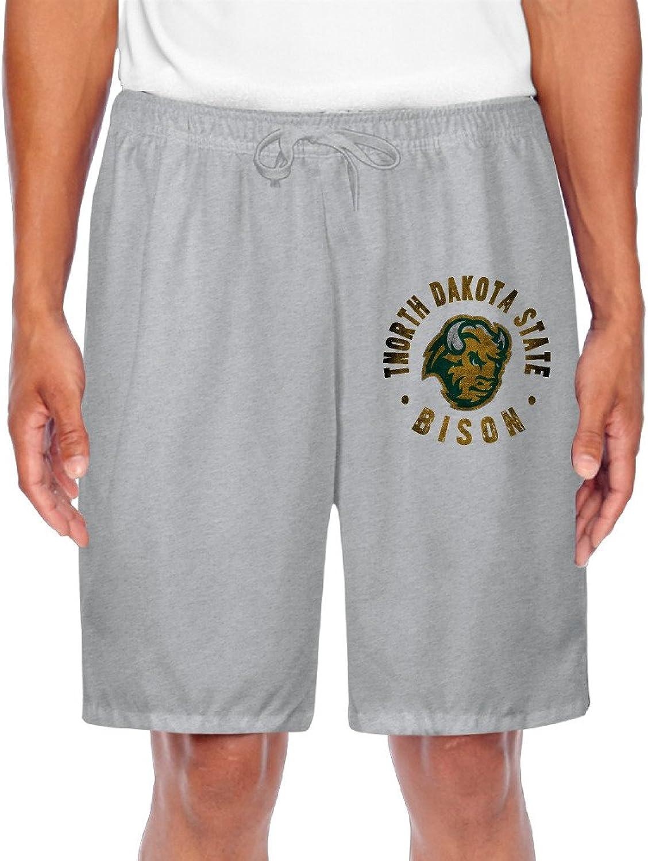 Men's NDSU Bison Logo Shorts Gym