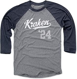 Gary Sanchez Baseball Tee Shirt - New York Baseball Raglan Shirt - Gary Sanchez Kraken Players Weekend