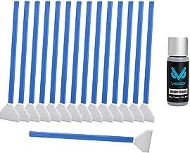 VSGO DDR24S DSLR or SLR Camera Full-Frame Sensor Cleaning Kit (15 X 24mm Sensor Cleaning Swabs + 15ml Sensor Cleaner)