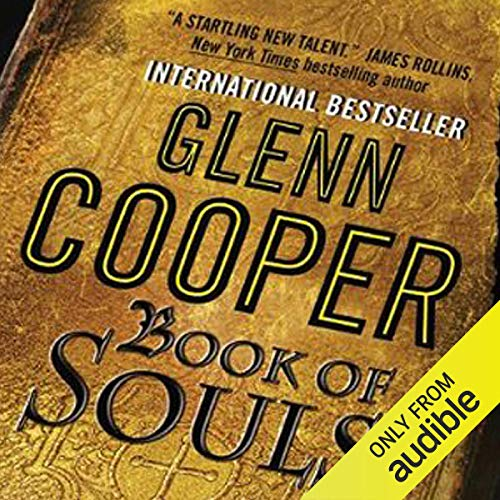 Book of Souls audiobook cover art