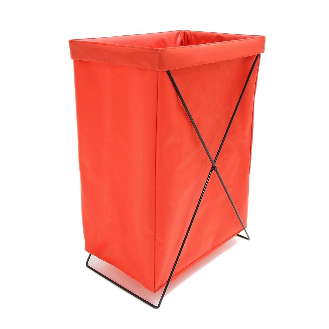 傾向がありますフラスコ町アストロ サイドワゴン 軽量タイプ レッド スタンダード 収納 撥水加工 折りたたみ リビング キッチン 洗濯物 ごみ箱 620-21