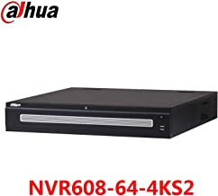 Dahua NVR608-64-4KS2 64 Channel Ultra 4K H.265 Network Video Recorder IP NVR Surveillance System