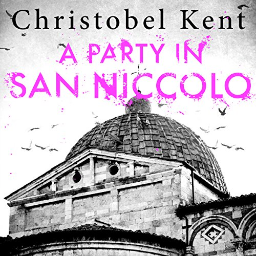 A Party in San Niccolo audiobook cover art
