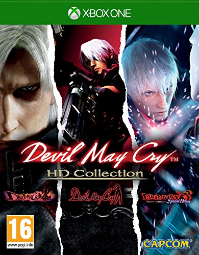 Devil May Cry HD Collection - Xbox One [Importación inglesa]