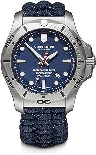 Victorinox - Hombre I.N.O.X. Professional Diver - Reloj de Acero Inoxidable de Cuarzo analógico de fabricación Suiza 241843