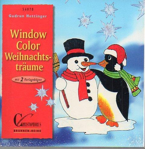 Brunnen-Reihe, Window Color Weihnachtsträume