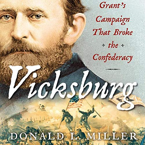 Vicksburg cover art