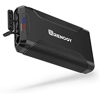 Renogy 72000mAh 266Wh 12v Power Bank, CPAP Battery for Camping, High Capacity Power Bank with DC 12v & Flashlight, CPAP Battery Backup Power Supply, Large Camping Power Bank for CPAP, Emergency