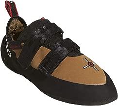 Five Ten Anasazi VCS Mens Climbing Shoes, Raw Desert/Black/Red, 9.5