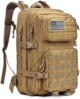 b2a6bd321b1e5 42L Military Tactical Backpack Large Assault Pack 3 Day Army Rucksacks  Molle Bug Out Bag Outdoors
