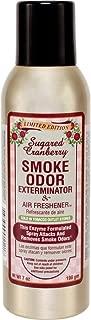 Paul Hoge Creations Smoke Odor Exterminator 7oz Large Spray, Sugared Cranberry
