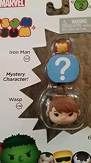 Tsum Tsum Marvel 3-Pack: Wasp/Hidden/Iron-Man Toy Figure