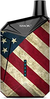 Skin Decal Vinyl Wrap for Smok X-Force AIO Kit | Vape Stickers Skins Cover| Merica Flag Pattern