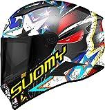 Suomy - Casco Speedstar Iwantu, diseño gráfico, Talla S