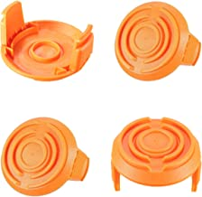 Handlive GT String Trimmer Replacement Spool Cap Covers Compatible with Worx WA6531 (4 Pack)