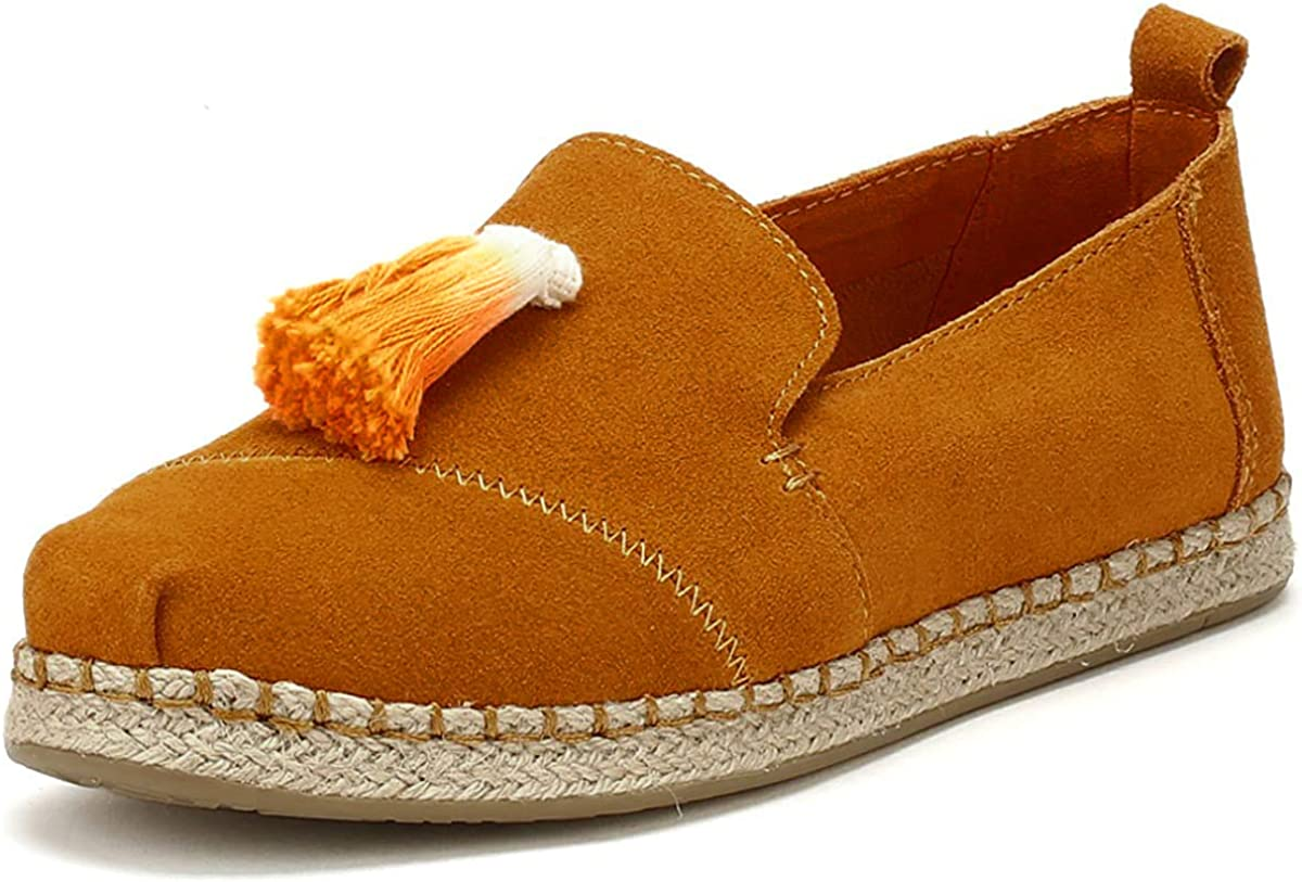 TOMS Special Campaign Womens Max 54% OFF Deconstructed Alpargatas Shoes Tan Casual Flats