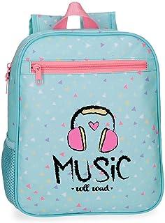 Music Mochila preescolar adaptable