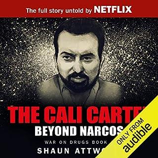 The Cali Cartel audiobook cover art