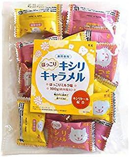 キシリキャラメル ほっこり甘いミルク味 100g(約16粒入)×1袋単品109