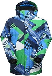 2018 Men's Winter Mountain Premium Highland Snow Ski Jacket
