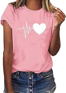 Shusuen Women Tank Top Funny Graphic Shirt Sleeveless Casual Tees Blouse