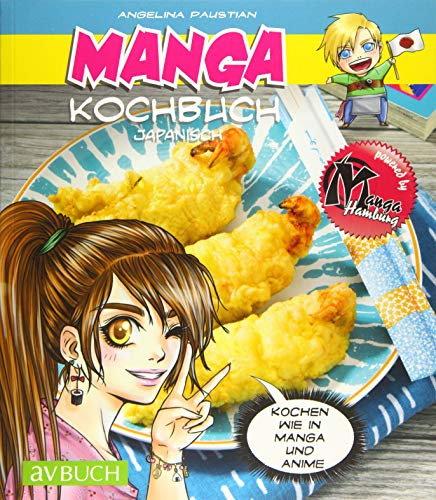 Manga Kochbuch japanisch: Kochen wie in Manga und Anime