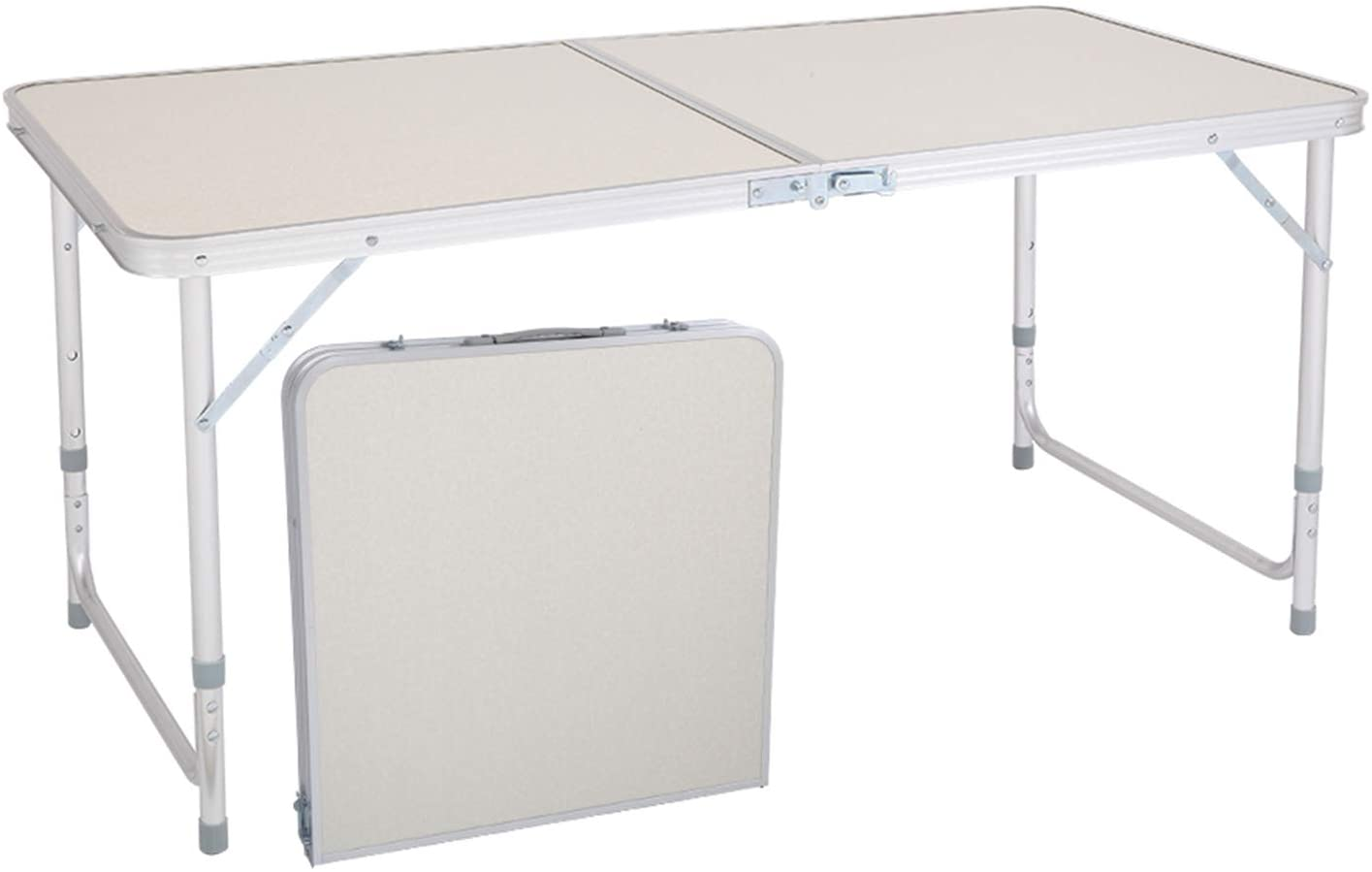Folding Table Indoor Outdoor Heavy Free shipping Fo Free shipping anywhere in the nation Duty Portable Multipurpose
