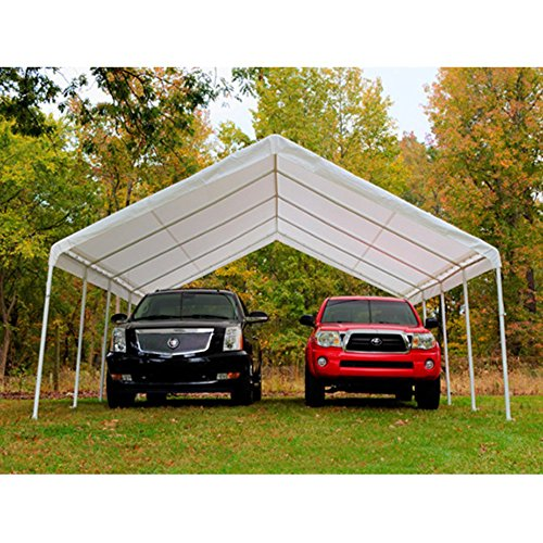 Our #7 Pick is the King Canopy 27 ft. Canopy Replacement Drawstring Cover