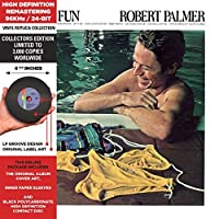 Double Fun - Cardboard Sleeve - High-Definition CD Deluxe Vinyl Replica by Robert Palmer (2012-01-24)