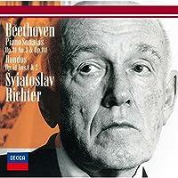 Beethoven: Piano Sonatas Nos. 18 & 28 by Sviatoslav Richter