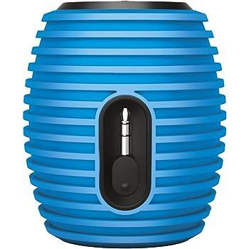 Philips SBA3010BLU/00 SoundShooter Portable Speaker - Blue