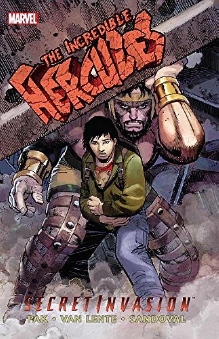 病な瞑想フォーマットIncredible Hercules: Secret Invasion (English Edition)