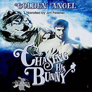 Chasing His Bunny     Big Bad Bunnies              By:                                                                                                                                 Golden Angel                               Narrated by:                                                                                                                                 Jim Pelletier                      Length: 4 hrs and 46 mins     3 ratings     Overall 3.0