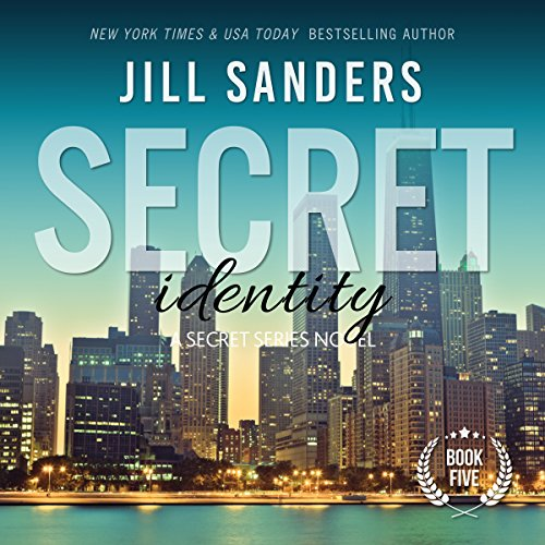 Secret Identity audiobook cover art