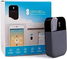 Sensibo Controlador de Aire Acondicionado Sky, Wi-Fi, Compatible con iOS y Android. Compatible con Amazon Alexa y Google...