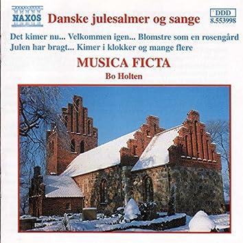 Danske julesalmer og sange, Vol. 1